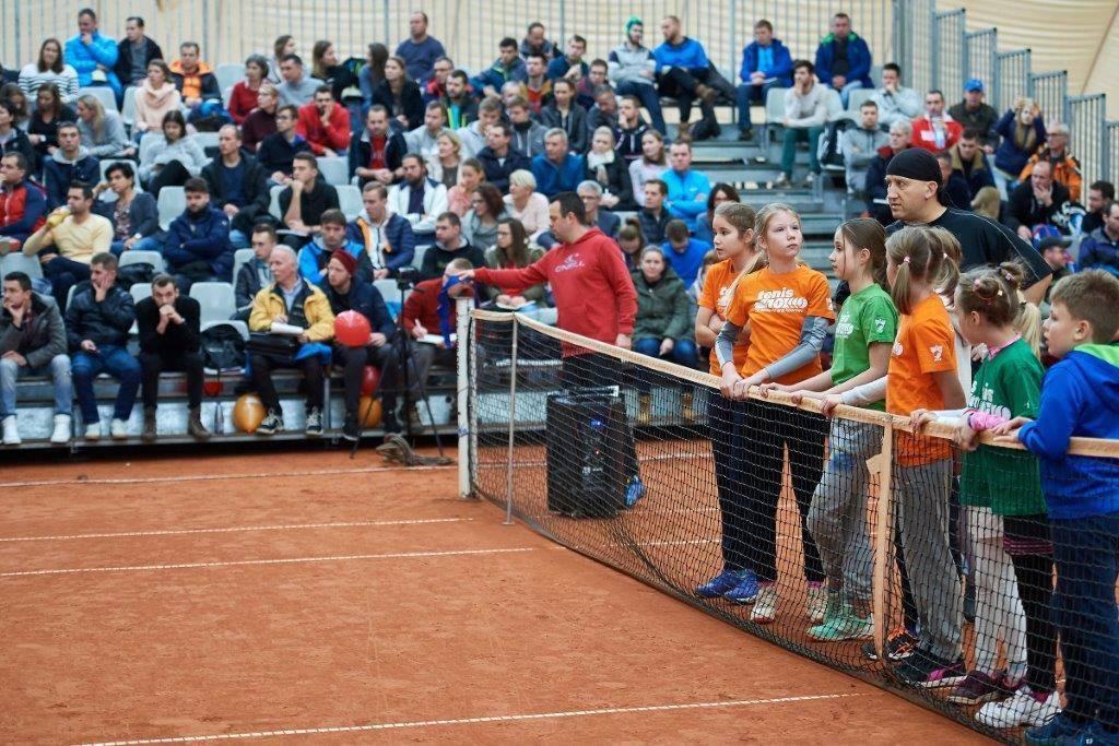 "Konferencja Trenerów Tenisa ""Tenis 10""."