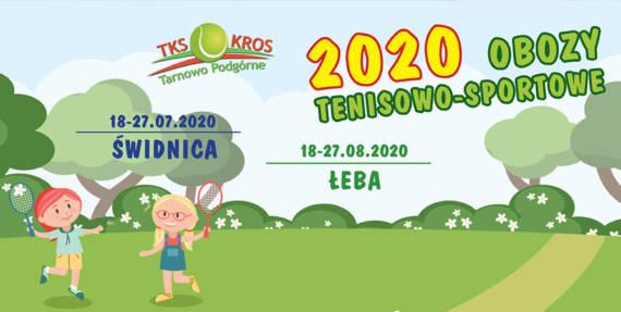 Obóz letni Łeba 2020