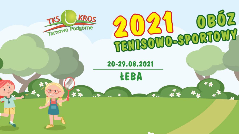 Obóz letni Łeba 2021
